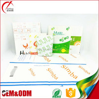 Guangzhou factory customized food grade pe coated paper pack food in sachets
