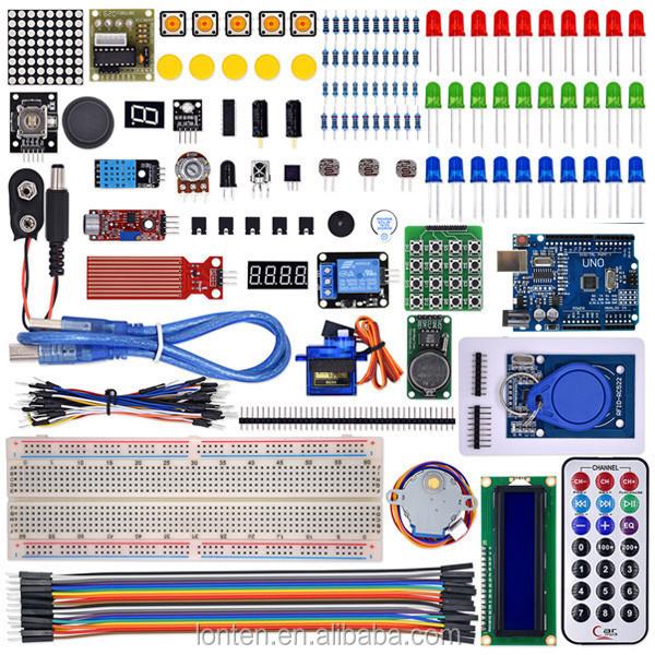 Lonten AlphaBot Mobiler Roboter Remote Controlled Development Platform Chassis Starter Kit Kompatibel mit Raspberry Pi 3B / 2B / B +
