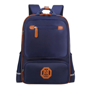 BP0008 Good Quality High School Backpack College Bags