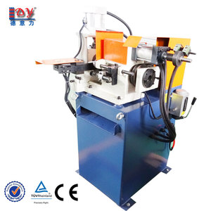 Automatic Metal pipe and rod Chamfering Machine