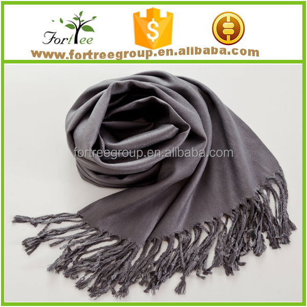 natural bamboo fiber <strong>scarf</strong> for women