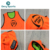 Light sheen material training reversible bibs for adult and kid