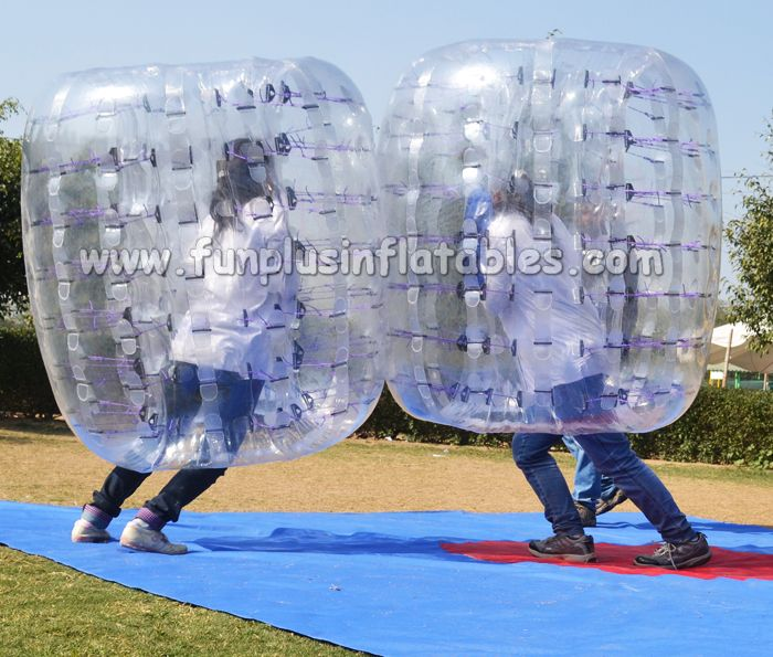 crazy sport!!! newly style 0.8mm PVC and TPU human bubble ball , bubble soccer , inflatabe bumper ball price F7025(1)