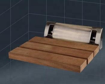Sedile Per Doccia : Teak colore bronzo staffa sedile per doccia pieghevole buy sedile
