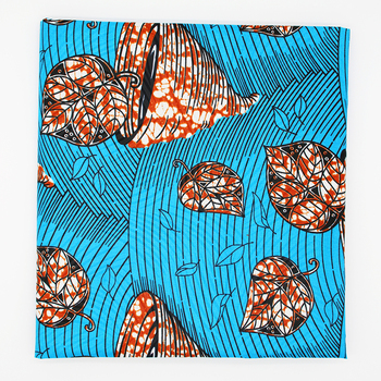 100% Cotton Super Wax Batik Printed Fabric For African Attire