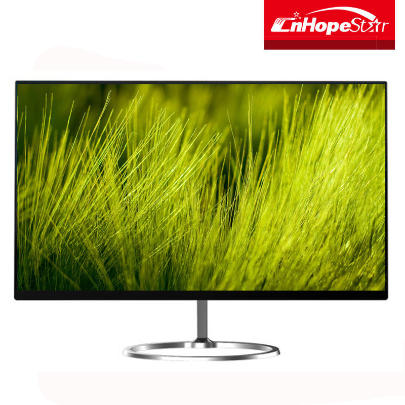 Brand new no frame oem lcd monitor manufacturers 24 inch monitor with high quality