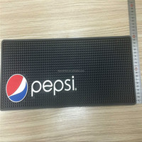 China promotional item durable logo pvc PEPSI pvc bar
