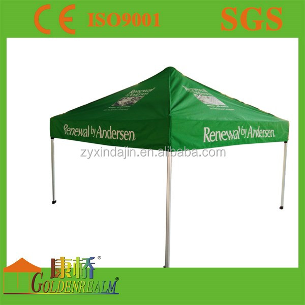 Factory 3x3 Water proof folding shelter