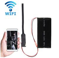 HD 1080P WIFI Hidden Spy Camera DIY Module Wireless IP Cam Mini Covert Nanny Security Cameras