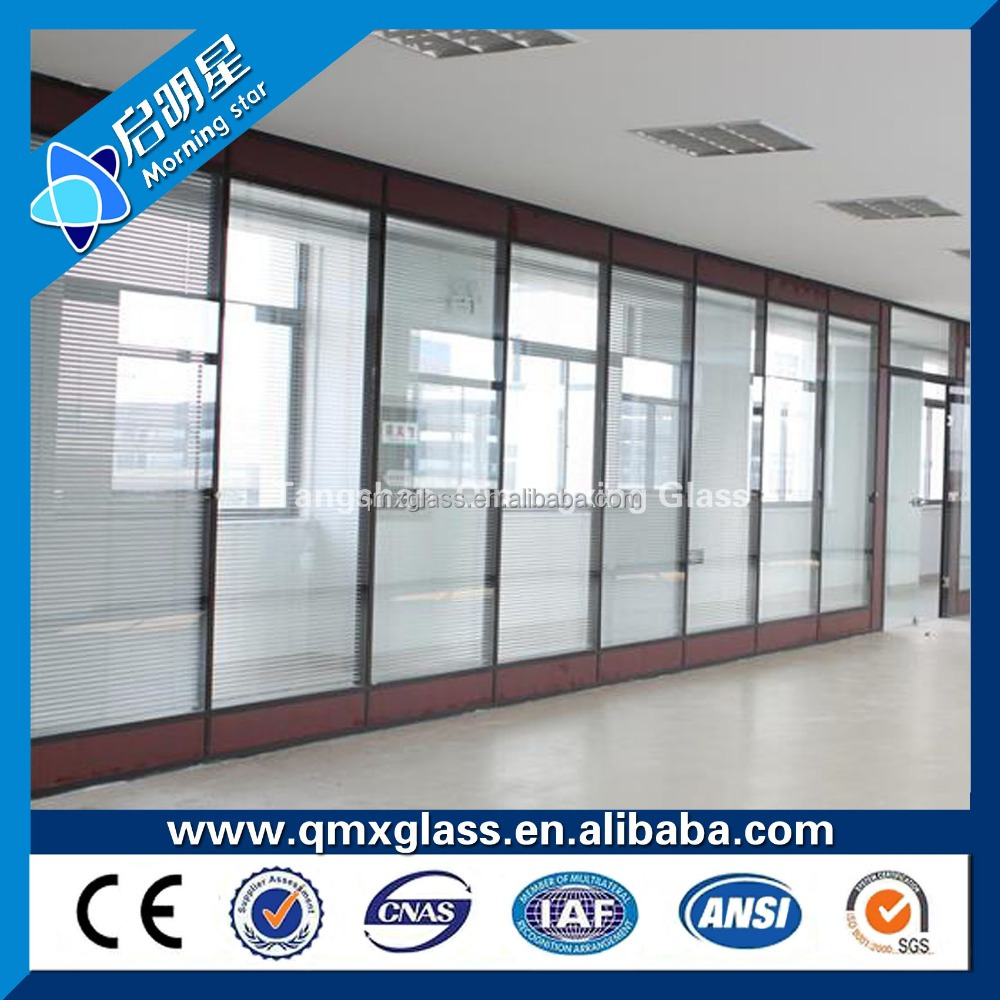 Safe Manufacturer China Made Aluminium Rolling Security Shutters/ Glass Louver Window With European Style