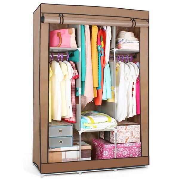 s7 pas cher portable chambre placard garde robe armoires meubles de maison armoire derni res. Black Bedroom Furniture Sets. Home Design Ideas