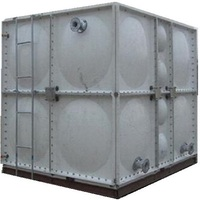 FRP SMC GRP modular sectional panel water storage tank for UAE