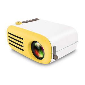 Latest portable projectors 2018 hd mini professional cinema projector yg200