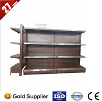light duty 35kg pharmacy shelving store used shelves for sale TW-212