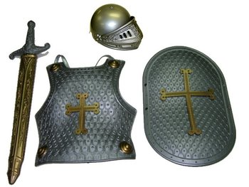 Chronicles of Narnia Peter War Shield - DG14645 - Assorted A ...