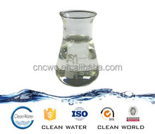 Waste water treatment chemical for dye printing industrial production