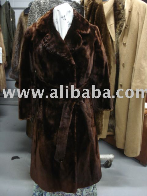 Mint Seal Fur Coat For Women Sz 4 - Buy Genuine Canadian Seal Fur