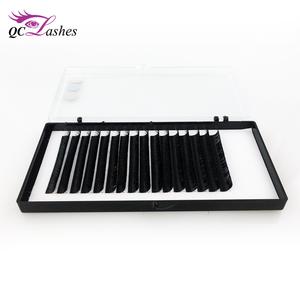 00a3c30205c Korea natural silk mink eyelash extension 0.03 thickness 3D Faux Mink Lashes  Eyelash Extensions