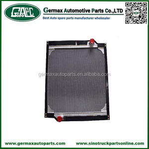 2010 WG9725530150-2 Auto Radiator for Sinotruk Howo420 Spare Parts