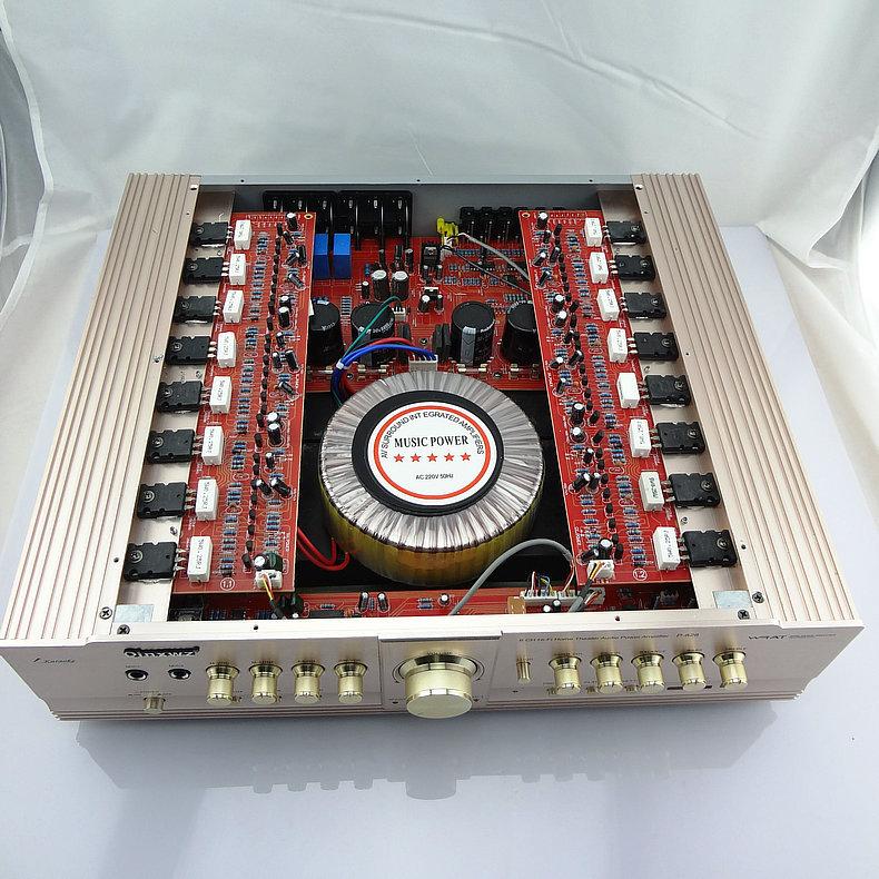 Promoción de Amplificador De Sonido Envolvente 5.1