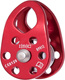 china special custom OEM stainless steel safety lock climbing pulley for rescue lock