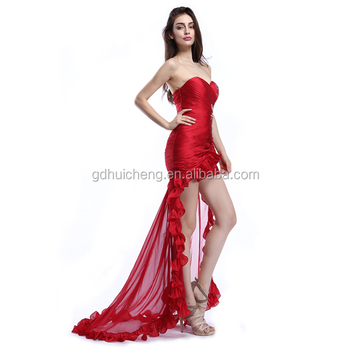 Como hacer un vestido de fiesta con cola