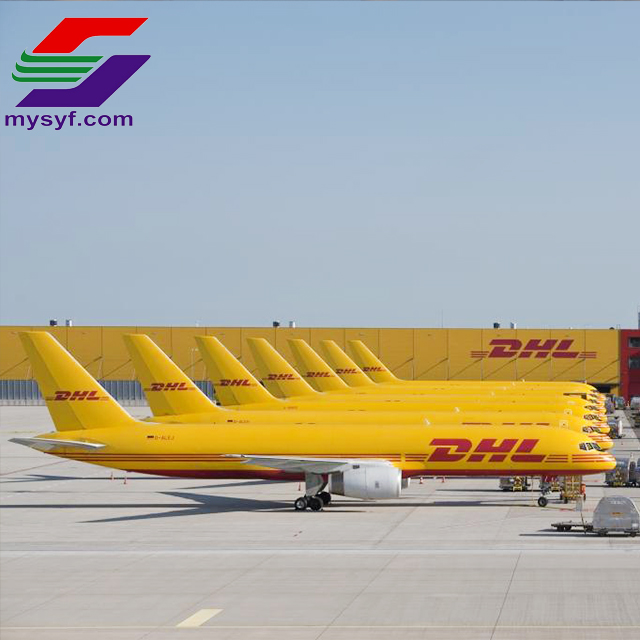 DHL shipping from China to South Africa Indonesia Malaysia