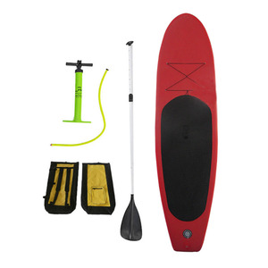 Light Weight Inflatable Surfing Board Yoga Sup Paddle Board