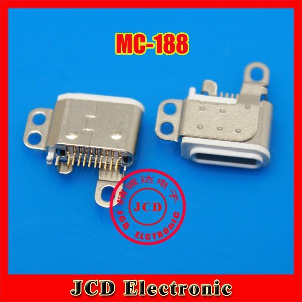 30 шт. USB порт зарядки для кабельные сети NANO 7 Iphone5s тест женский молния зарядка для док-коннектора порта ремонт, USB разъем разъем