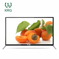 OEM widescree 40'' television with cheap price lcd tv waterproof led smart tv with wifi function
