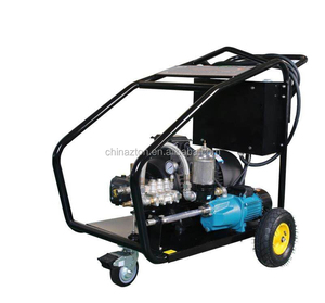 cold water 500bar 21kw 21L three phase 60Hz electric motor high pressure washer pumps