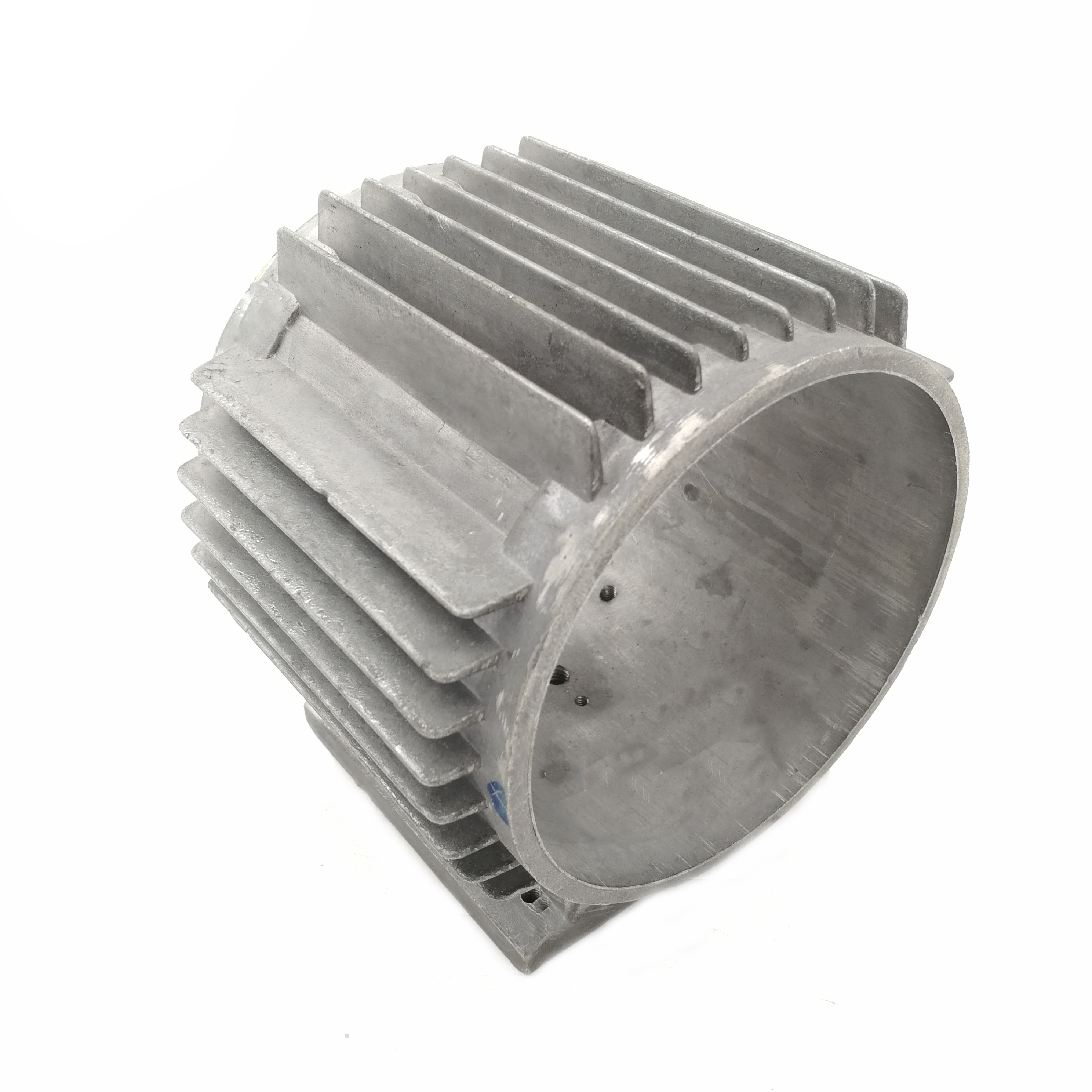 customized die casting aluminum oil and vacuum pump housing