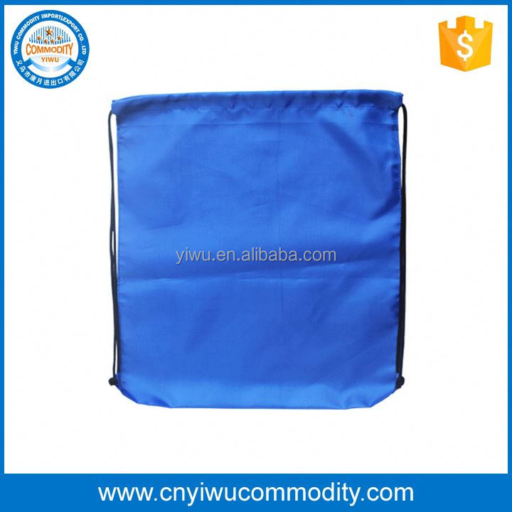 Wholesale Promotion Polyester Drawstring Bag From Korea Style