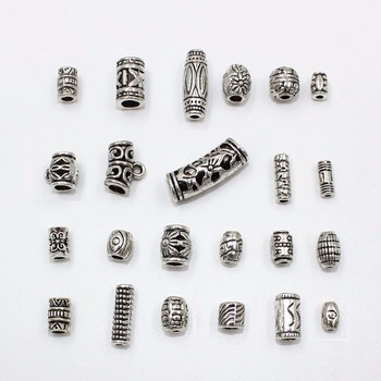 Making Your Own Jewellery Accessories Metal Antique Beads For Necklace Bracelets