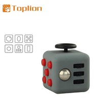 6 Sided Desk Fidget Cube Toy Anti Stress fidget Cube for Adults and Children
