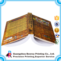 Offset paper printing custom paperback used books