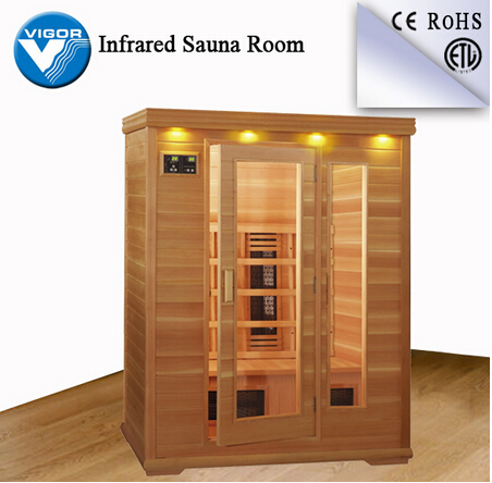 Top Detox infrared portable folding dry steam sauna for sale