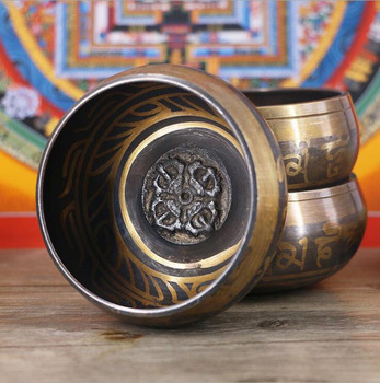 Singing Bowl with Tibet Style