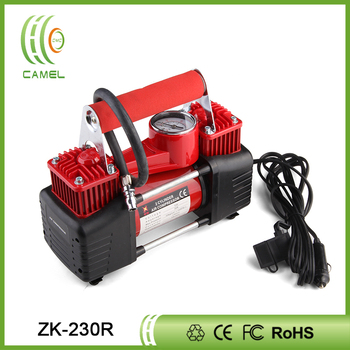 Portable air compressor for spray painting car tyre for Car paint air compressor