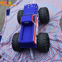 Cheap inflatable jeep/car,realistic inflatable car model for sale