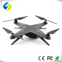 2017 Professional black rc drone with hd camera
