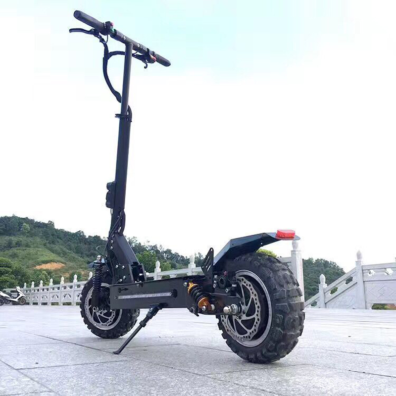 60V 3200W Strong powerful Foldable SUV Electric Bicycle motorcycle scooter for adult
