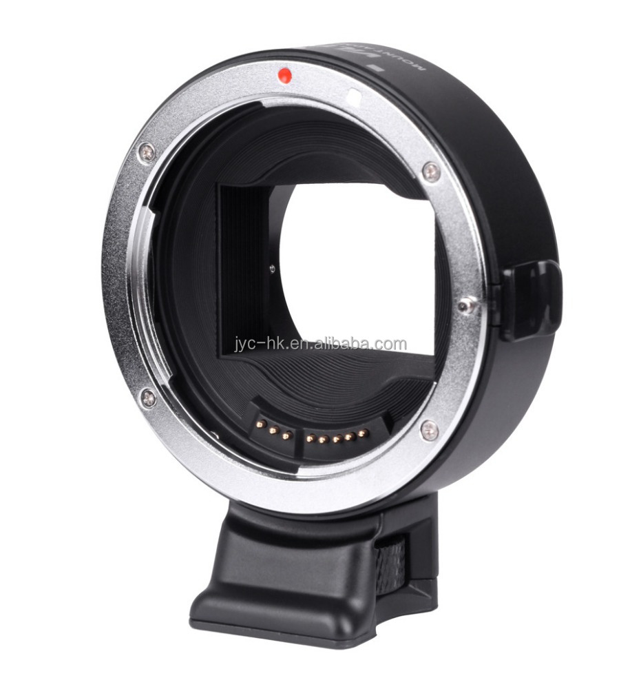 Viltrox Ef-nex Iv Auto Focus Lens Adapter For Canon Ef Lens For Sony E  Mount A7r Ii A7s A7s Nex7 A6300 A9 With Usb Upgrade - Buy Lens