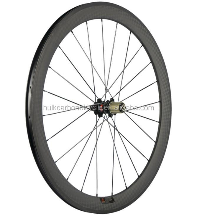 OEM Toray T700 Carbon 38mm 700c carbon bicycle wheelset Tubular carbon wheels