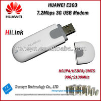 New Original E303 HSDPA 7.2Mbps 3G USB Modem,Download Driver USB Wireless Modem HSDPA