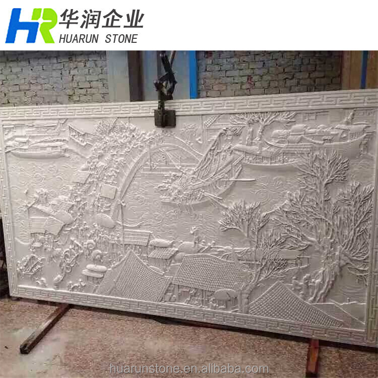 Wall Decoration Relief, Bas Relief Sculpture, Stone Relief