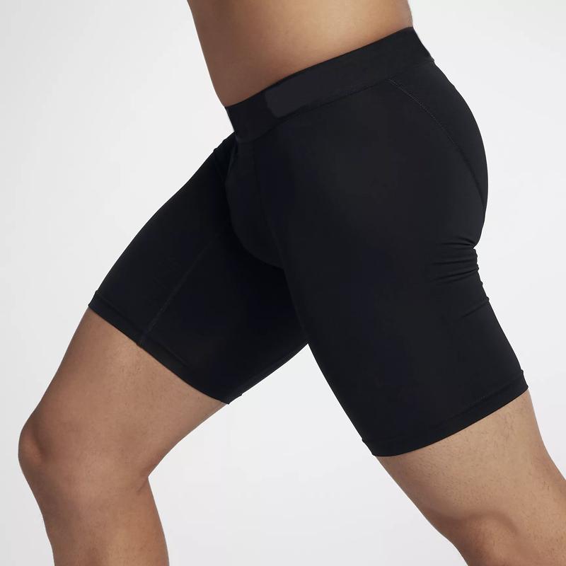 c2767af31c Gimnasio deporte Fitness Lycra al por mayor personalizado Mens pantalones  cortos de compresión en la venta