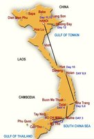 14 Days Cycling Throughout Vietnam Tours
