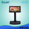 LED700 Hot 7 Inch LED Customer Display With Memory