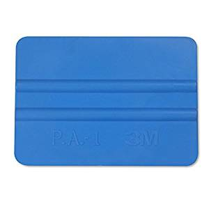 AUMO-mate® 3M Hand Applicator Squeegee PA 3M CARBON FIBRE VINYL Vehicle Wrapping Tinting Squeegee Applicator Tool - Blue